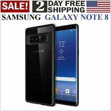 Cober Funda Para Galaxy Note 8 Cover Anti Choque Telefono Protector Transparente