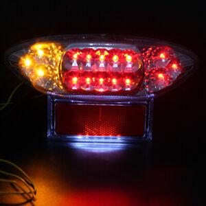 LED Tail Light Turn Signals For Suzuki Hayabusa GSX1300R 1999-2007 GSX600F/750F