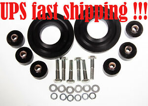 Car Front strut spacers 20mm for Audi A4, A6, RS6, S6