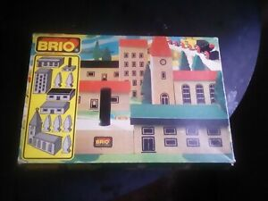 Brio.juego De Construccion.madera