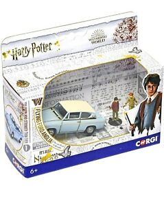 Corgi Harry Potter Flying Ford Anglia..Die-Cast Model (CC99725) NEW