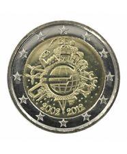 """2 euro commémorative  2012 BELGIQUE """"NEUVE UNC"""" TYE"""