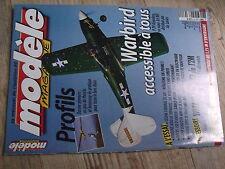 $$ Modèle magazine N°620  plan encarté avion Skybolt  Cessna Cardinal  Discus150