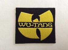 M301 // ECUSSON PATCH AUFNAHER TOPPA / NEUF / WU TANG CLAN 8*7 CM