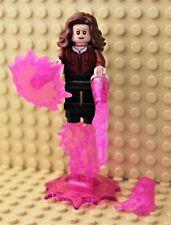 LEGO ® MARVEL SUPER HEROES FIGUR SCARLET WITCH (WANDA) AUS SET 76192   NEU