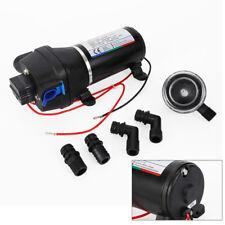 Hochdruckpumpe Druckwasserpumpe 17L/min 12Volt konstant stabiler  Wasserpump DHL