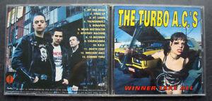 Turbo A.C.'s – Winner Take All (1998) German pressing