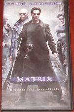 "Videocassetta/VHS "" MATRIX "" cod. PIV 16985"