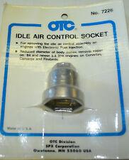 "OTC 7226 IDLE AIR CONTROL SOCKET For Corvettes, Camaros  Firebirds.1-1/4""Hex"