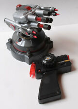 Battle Machines Gun Tower and Remote Control - No Missiles, Untested USED C310
