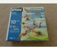 Knex imagine fly away building set