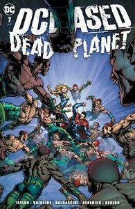 DCeased Dead Planet #1-7 | Select Main & Variants Movie | DC Comics 2020 NM