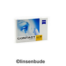 Contact Day 30 Spheric 1 x 6 contact lenses. UV protection. Zeiss.