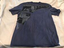 Authentic Louis Vuitton Luggage Cargo LV Monogram Crew Neck T-Shirt Size L