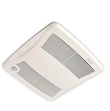 "Broan Zb80M UltraSeries MultiSpeed Motion Sensing Ventilation Fan, 80 Cfm, 6""/4"""
