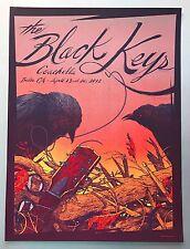 Kevin Tong BLACK KEYS INDIO Print Poster Empire Polo Club Indio Calfornia
