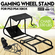 Gaming Seat Simulator Cockpit For PS3 PS4 Xbox Compatible Racing Chair  sc 1 st  eBay & ps3 seat | eBay