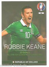 Panini Adrenalyn XL UEFA Euro 2016-Legend Player robbie keane (16)