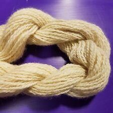 CRAZY Handspun Mink 100% Luxury Yarn super soft great halo 50 yds 2 ply sport wt
