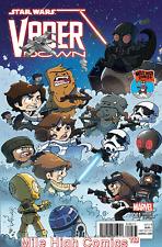 VADER DOWN (STAR WARS)(2015 Series) #1 MILE HIGH COMICS VARIANT Near Mint Comics