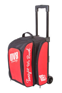 DV8 Freestyle Red/Black 2 Ball Roller Bowling Bag