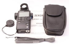 [EXC+++++!!] SEKONIC L-508 ZOOM MASTER Digital Light Meter From Japan  #653