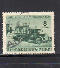 BULGARIA #Q12      1941  8c  PARCEL POST    F-VF  USED