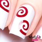 Swirl Tape for Nail Art, Spiral Stickers for Nails, Nail Vinyls