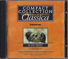 CD - DE AGOSTINI - COMPACT COLLECTION CLASSICA i capolavori - FR. SCHUBERT