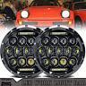 "7"" inch LED Headlamp Headlights Upgrade Light Kit for Porsche 944 914"