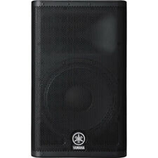 "Yamaha DXR12 12"" 1100W 2-Way Active Powered DJ PA Speaker Pro Sound - B-STOCK!"