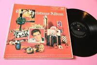 ELVIS PRESLEY LP CHRISTMAS ALBUM ORIG ITALY 1958 EX ! RARA EDIZIONE SENZA LOGO