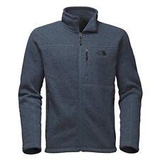 New The North Face Mens Gordon Lyons Full Zip Fleece Lined Sweater Jacket Sz M