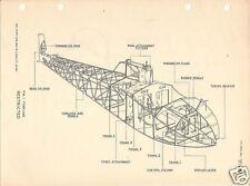 Slingsby Sedbergh TX Mk.1 T.21 glider Cadet ATC RAF Trainer manual archive