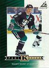 Paul Kariya 1997-98 Pinnacle Zenith Dare to Tear 5x7 Anaheim Mighty Ducks #Z45