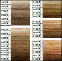 Anchor Tapestry Wool 10m Colours 9362 - 9452 100% Wool Fast Colour