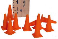 H&R HR701  Traffic cones, large, pack of 10
