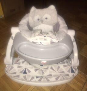 Fisher Price Sit Me Up Floor Seat - Baby - Owl