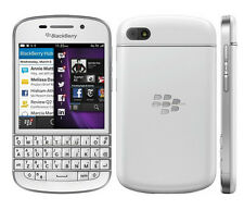 "New Unlocked BlackBerry Q10 16GB 3.1"" 8MP NFC GPS Smartphone White"