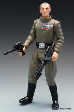 STAR WARS GRAND MOFF TARKIN POWER OF THE FORCE COLLECTION POTF2 LOOSE