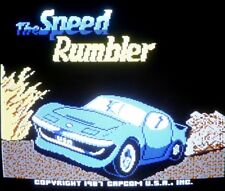 Commodore 64/128: The SPEED RUMBLER - C64 Original disk - TESTED - FREE Shipping