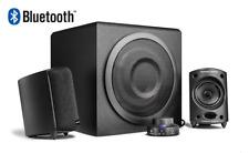 Wavemaster MOODY BT – 2.1 Stereo Lautsprecher System  (Bluetooth)