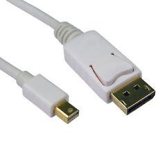 Câbles et adaptateurs displayport mâle avec un connecteur DisplayPort mâle pour écran et équipement audio et vidéo