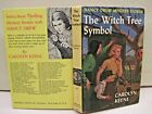 Vintage THE WITCH TREE SYMBOL Nancy Drew #33 1st edition 1955