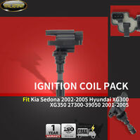 Ignition Coil for Kia Sedona 02-05 Hyundai XG300 XG350 27300-39000 V6 3.0L 3.5L