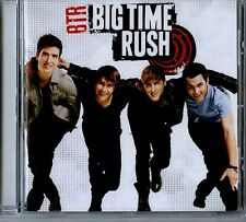 Big Time Rush - B.T.R. CD + 5 bonus tracks  (nuovo/sigillato-new/sealed)