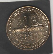 MONNAIE DE PARIS 2010  - VERDUN : OSSUAIRE DE DOUAUMONT 8 - GUERRE 14/18 - TTB