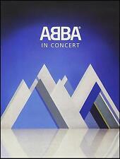 ABBA - ABBA IN CONCERT ~ PAL DVD ~ 70's POP / DISCO HITS *NEW*