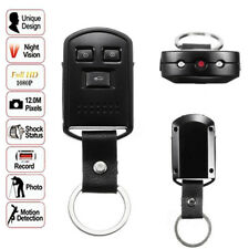HD 1080P Car Key Chain Mini Hidden SPY Camera DVR Night Vision Motion Detection