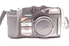 Casio QV 3500EX 3.3 Mp Cámara Digital-Negro